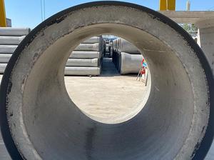F型钢承口顶管
