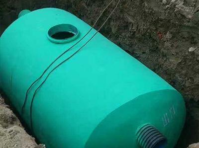 钢筋混凝土预制化粪池