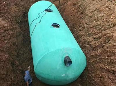 山东钢筋混凝土预制化粪池
