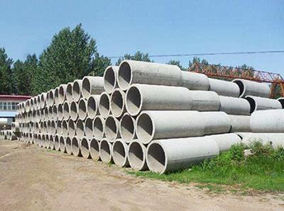 平口水泥管厂家
